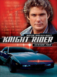 Knight Rider (season 2) - Wikipedia
