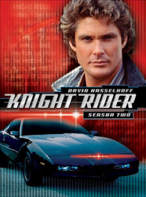 Knight Rider (season 2) - Image: Knight Rider season 2 DVD