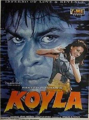Koyla - DVD Cover