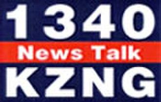 KZNG - Image: Kzng