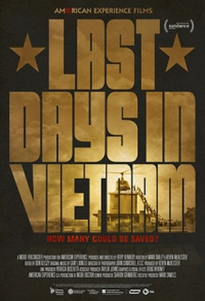 Last Days in Vietnam - Film poster