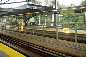 Lake City Way station - Image: Lake City Way Station