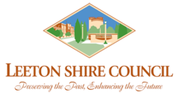 Image result for leeton shire council logo