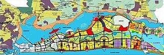 Lekki - Masterplan of Lekki