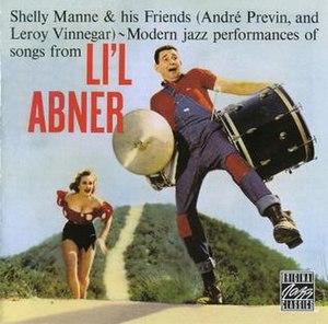 Li'l Abner (album) - Image: Lil manne