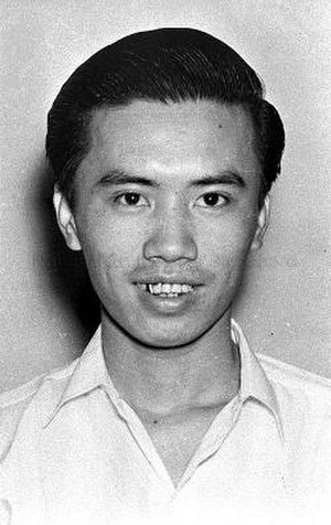 Lim Chin Siong - Image: Lim Chin Siong 1950s