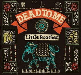 Little Brother (EP) - Image: Little brother dead to me