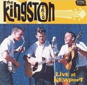 Live at Newport (The Kingston Trio album) - Image: Liveatnewportkingsto ntrio
