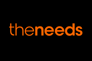 Theneeds - Image: Logo theneeds orange black 900x 600 big