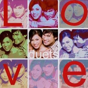 Love Duets - Image: Love Duets (Toni Gonzaga and Sam Milby album)