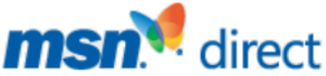 MSN Direct - Image: MSN Direct Logo