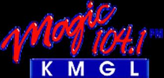 KMGL - Image: Magic 1041 KMGL Soft Rock