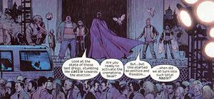 Planet X (comics) - Image: Magsplanetx
