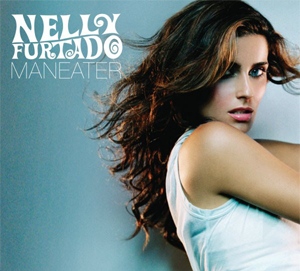Maneater (Nelly Furtado song) - Image: Maneater (Nelly Furtado single cover art)