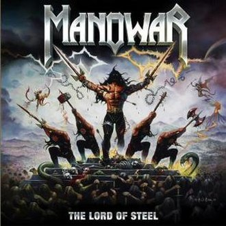 The Lord of Steel - Image: Manowar lord of steel retail