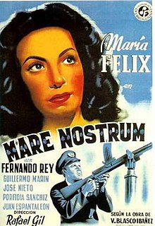 Mare Nostrum 1948 Film Wikipedia