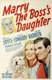 Marry the Boss's Daughter poster.jpg
