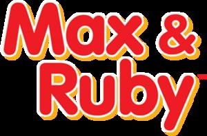 Max & Ruby - Image: Max & Ruby logo