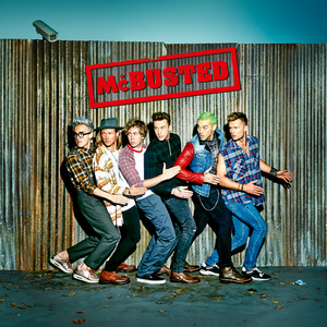McBusted (album) - Image: Mc Busted (album)