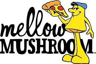 Mellow Mushroom Restaurant franchise based in Atlanta, Georgia, U.S.