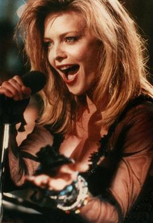 Susie Diamond - Susie Diamond, as portrayed by Michelle Pfeiffer, singing one of the songs from The Fabulous Baker Boys
