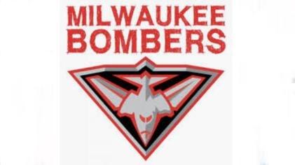 Milwaukee Bombers AFC logo