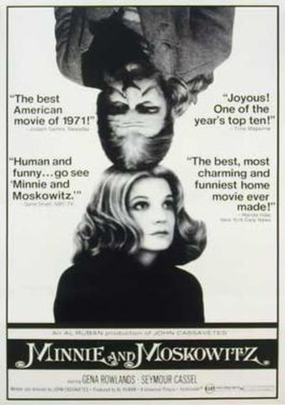 Picture of a movie: Minnie And Moskowitz