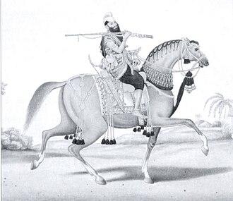 Misl - The Misls primarily employed cavalry in warfare.