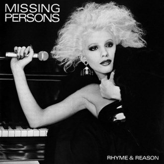 Rhyme & Reason - Image: Missing Persons Rhyme & Reason