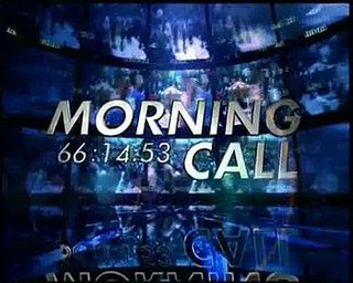 <i>Morning Call</i> (TV program) US television program