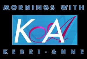 Kerri-Anne - Logo used from 2006 until the rebrand to Kerri-Anne in 2010