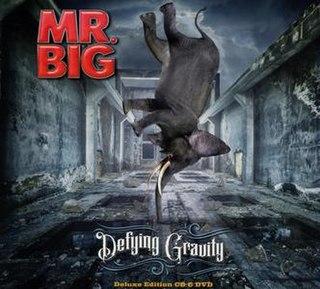 <i>Defying Gravity</i> (Mr. Big album) 2017 studio album by Mr. Big