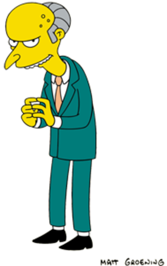 Mr. Burns - Image: Mr Burns
