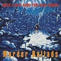 Murder Ballads cover