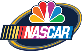 NASCAR on NBC - Third NASCAR on NBC logo from July 5, 2015 to November 20, 2016