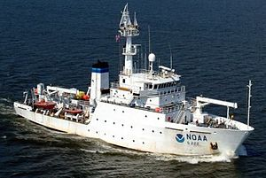 NOAAS Thomas Jefferson (S 222) - NOAAS Thomas Jefferson (S 222) underway.