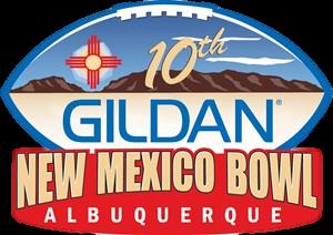 2015 New Mexico Bowl - Image: New Mexico Bowl 2015 logo