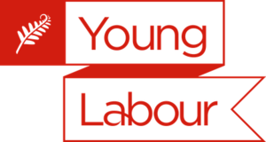 Young Labour (New Zealand) - Image: New Zealand Young Labour Logo 2016