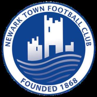 Newark Town F.C. - Image: Newark Town F.C