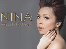 Nina - Believe in the Dream single cover.jpg