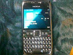 Nokia E71 - Wikiwand
