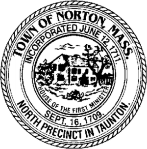Norton, Massachusetts - Image: Norton MA seal