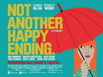 Not Another Happy Ending - Image: Not Another Happy Ending Poster