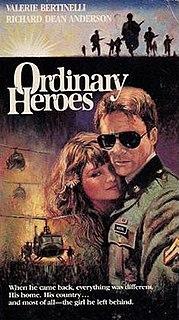 <i>Ordinary Heroes</i> (1986 film) 1986 film