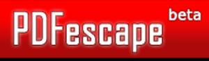 PDFescape - Image: PD Fescape
