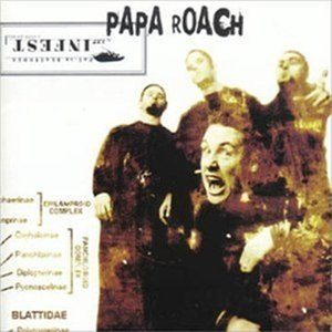 Infest (album) - Image: Papa Roach Infest Alternate