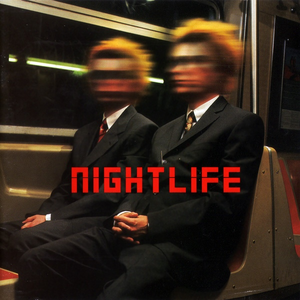 Nightlife (Pet Shop Boys album) - Image: Pet Shop Boys Nightlife
