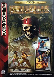 <i>Pirates of the Caribbean</i> Trading Card Game