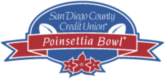 Poinsettia Bowl - Image: Poinsettia Bowl