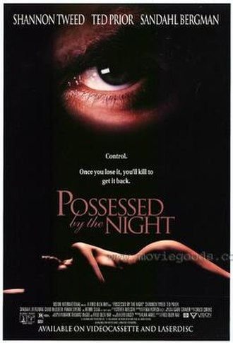 Possessed by the Night - Film Poster